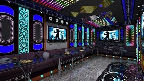 Thiết Kế Phòng Karaoke Đẹp, Hiện Đại tại Bình Dương